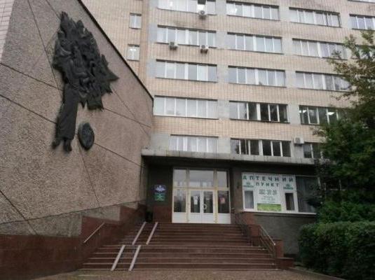Стоматологическая поликлиника маршала тухачевского