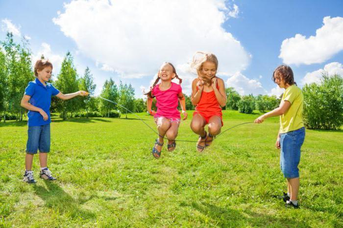 Как научить ребенка 8лет прыгать на скакалке
