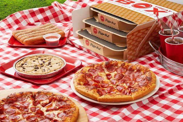 Пицца хат адреса