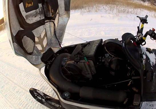 снегоход тайга варяг 550 v отзывы владельцев