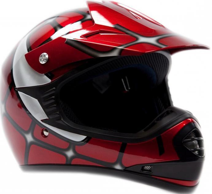 Кроссовые шлемы со стеклом: советы по выбору и отзывы