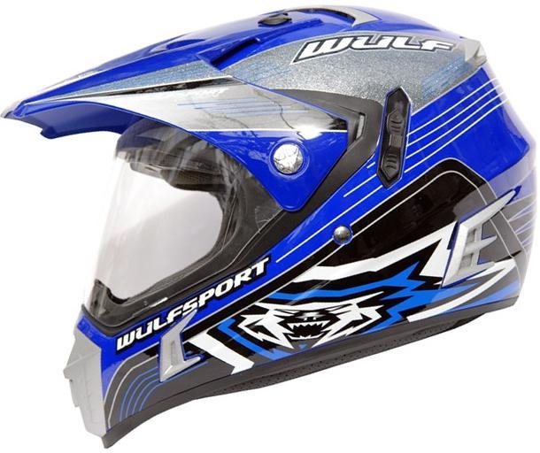 шлем для кроссового мотоцикла