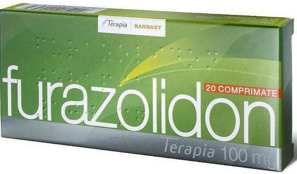 антибиотик при отравлении у взрослых