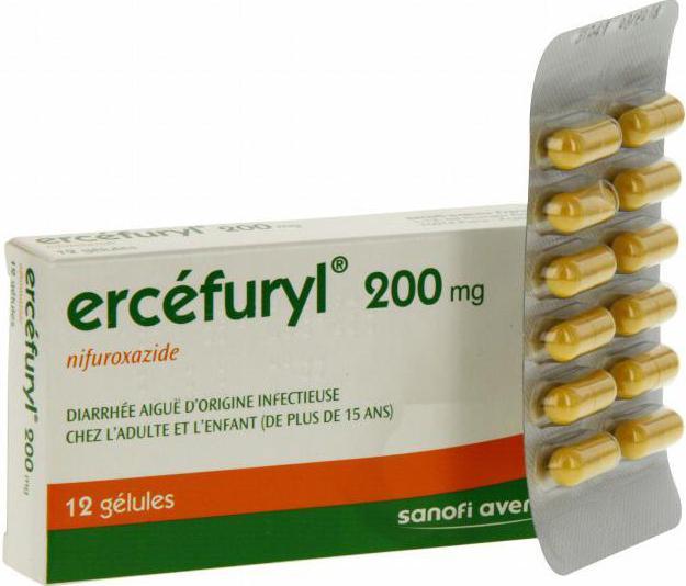 антибиотик при отравлении у детей