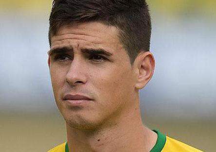 оскар бразильский футболист