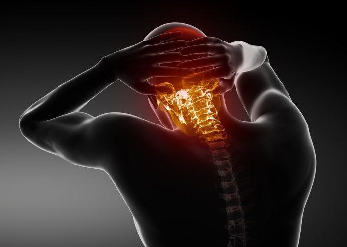 боль в суставах при шейном остеохондрозе