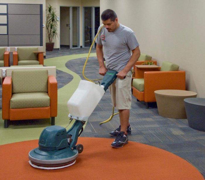 Должностная инструкция уборщик производственных и служебных помещений