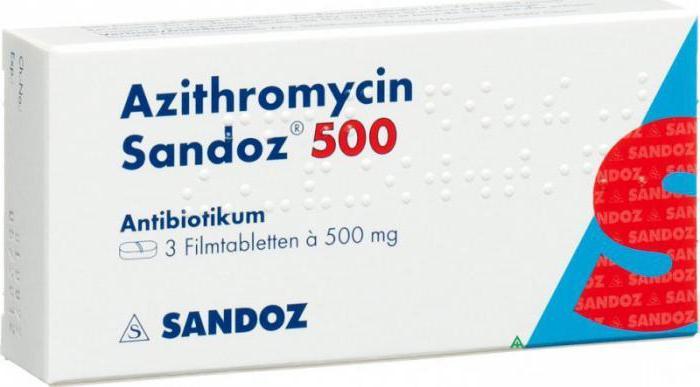 """Таблетки """"Азитромицин"""", 500 мг: описание, инструкция, отзывы"""
