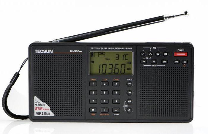 радиоприемник с хорошим приемом сигнала