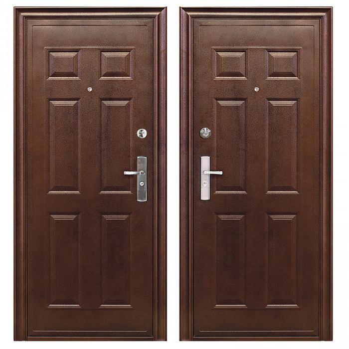 Лучшие двери входные металлические