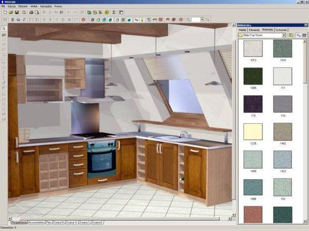 программа для проектирования дизайна интерьера
