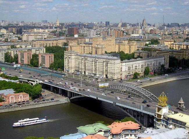 Какой район москвы