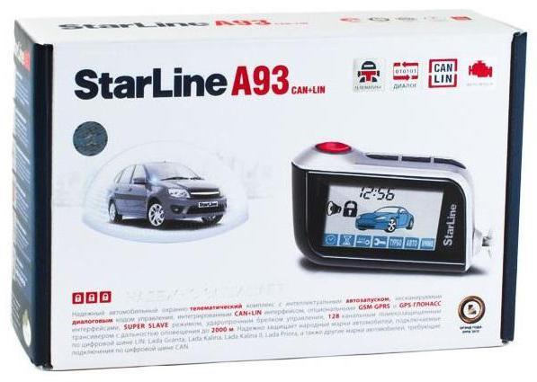 starline a93 отзывы владельцев