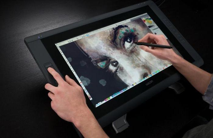 интерактивный детский планшет