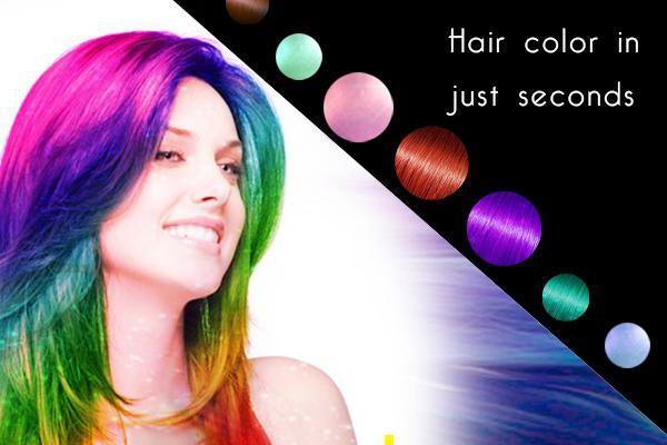 программа меняющая цвет волос