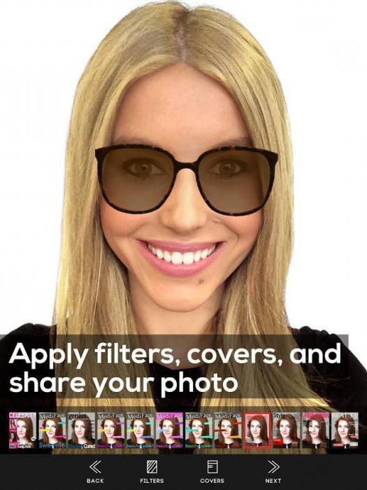 программа которая меняет цвет волос на фото