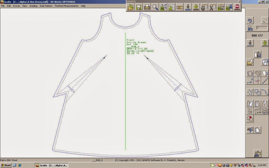 программы построения выкроек одежды