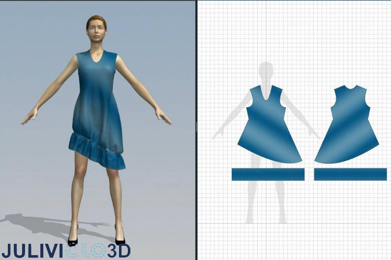 программы для построения выкроек и моделирования одежды