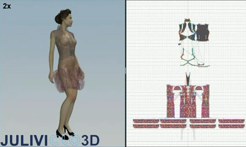 программы моделирования одежды выкройки