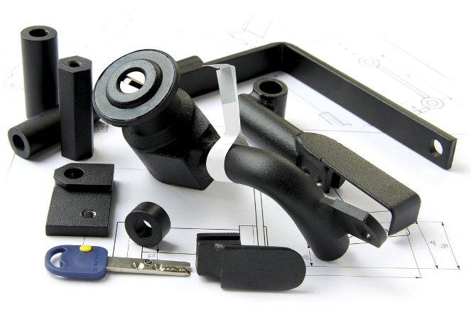 механический блокиратор коробки передач