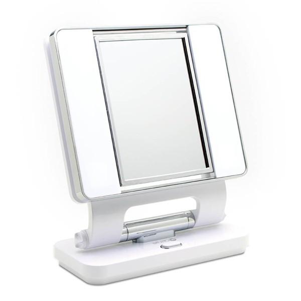 косметические зеркала с увеличением и подсветкой