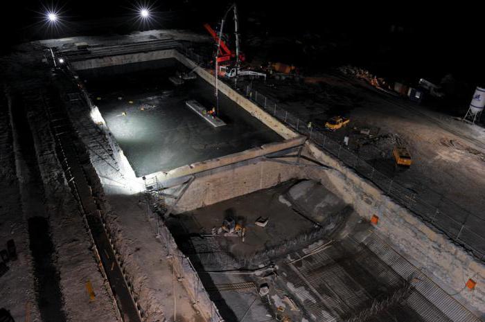 характеристики гидротехнического бетона