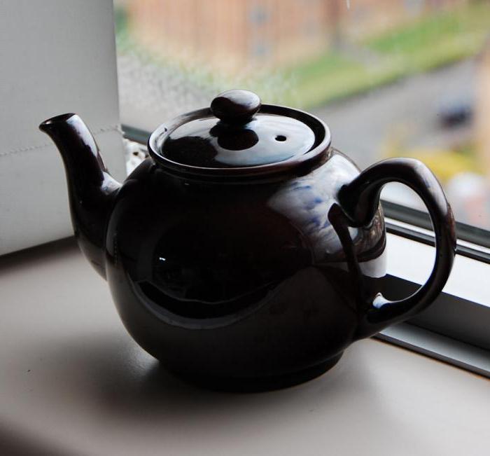 чай из свежей мяты