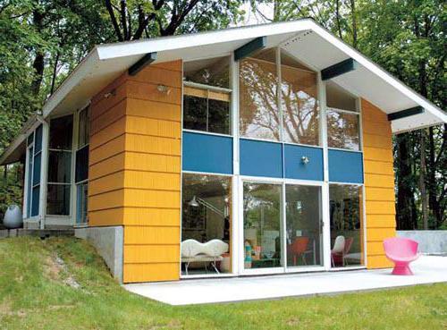 Деревянные дома с мансардой проекты