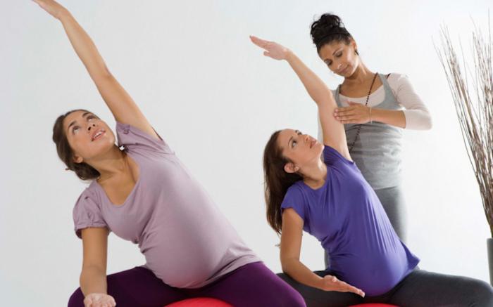 Физическая нагрузка при беременности. Ранние сроки беременности - что можно, что нельзя