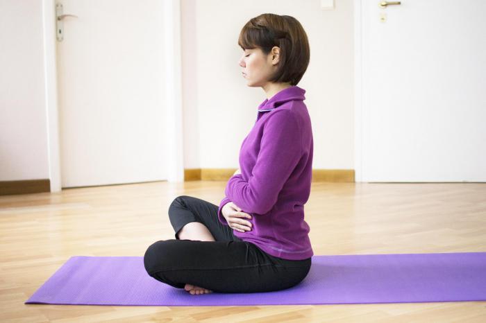 Физическая нагрузка при беременности