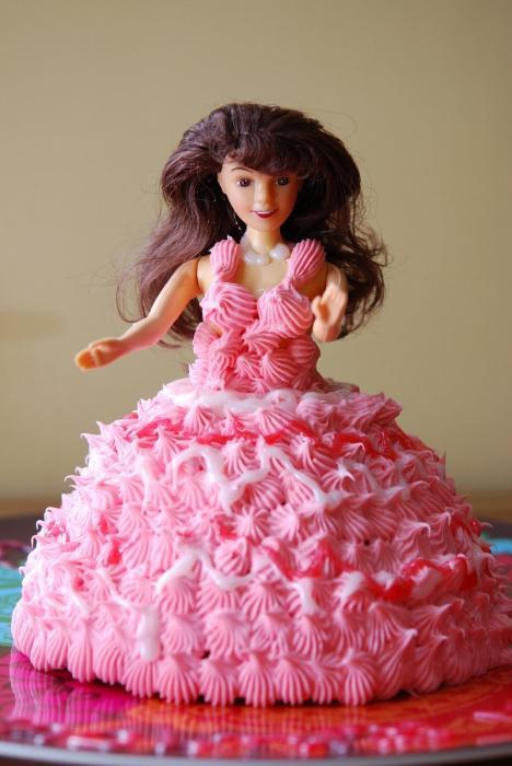Тортики для девочек