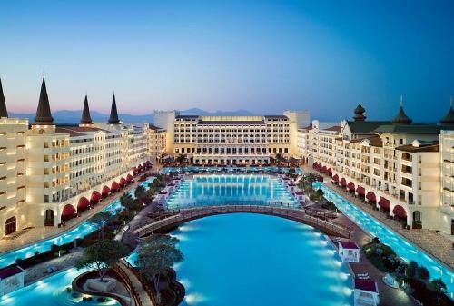 Тельман Исмаилов отель в Турции