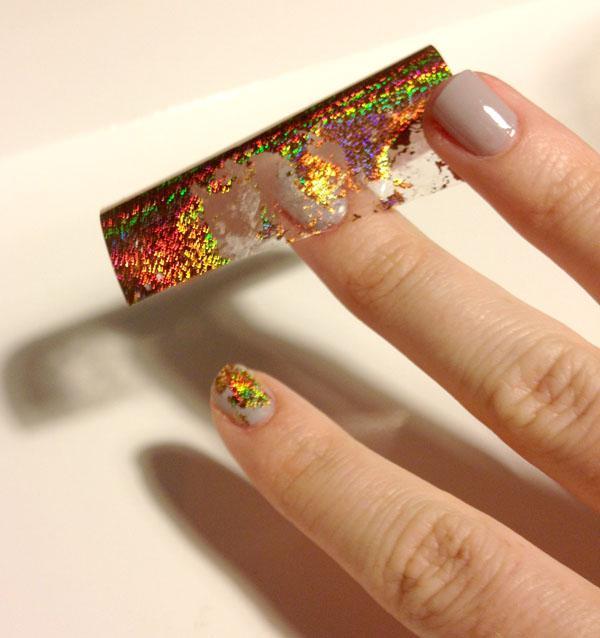 литье на ногтях как делать