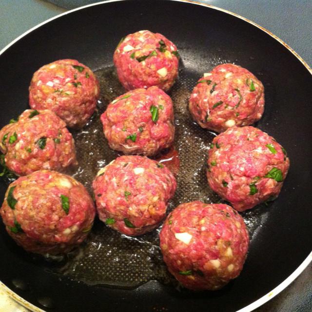 Фрикадельки из фарша: рецепт приготовления