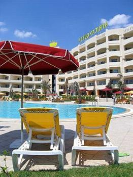 Отель African Queen четыре (Хаммамет, Тунис)