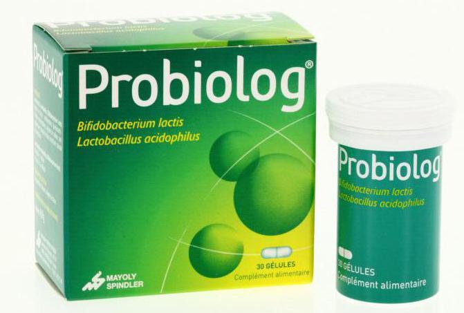 пробиолог инструкция по применению цена отзывы аналоги - фото 5
