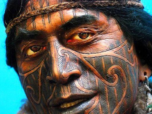 Тату «Маори»: значение для племени, как наносились, чем отли…