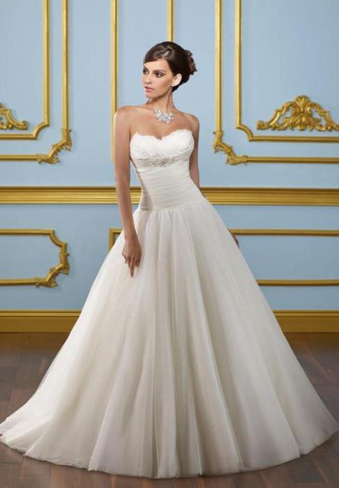 свадебные платья с кружевом