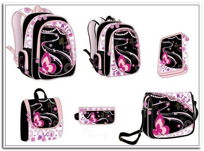 Школьные сумки для девченок: обзор, виды, свойства и отзывы
