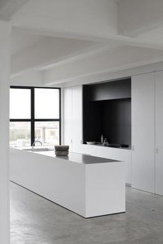 кухни в стиле минимализма дизайн небольшой кухни