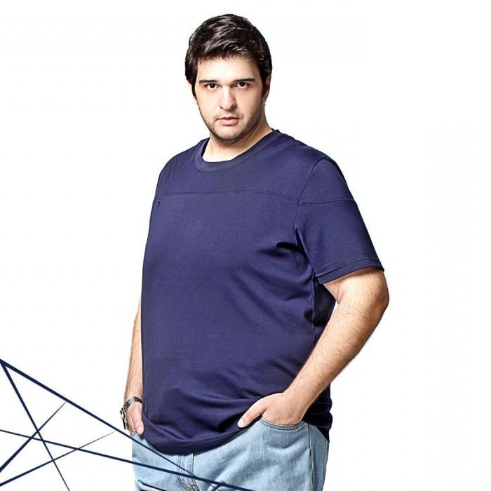 размер мужской футболки