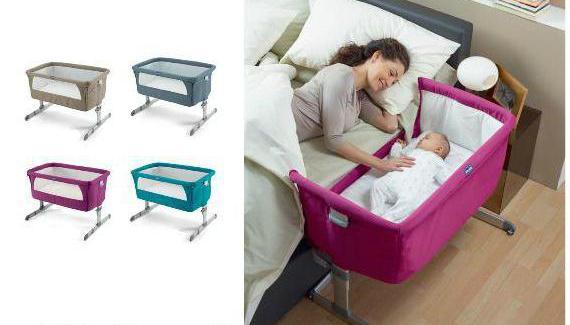 приставные детские кроватки отзывы