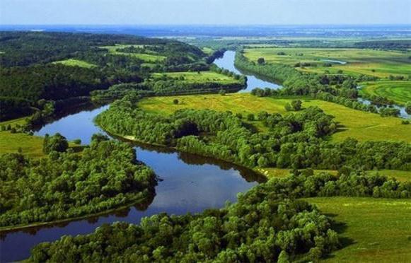 десна река