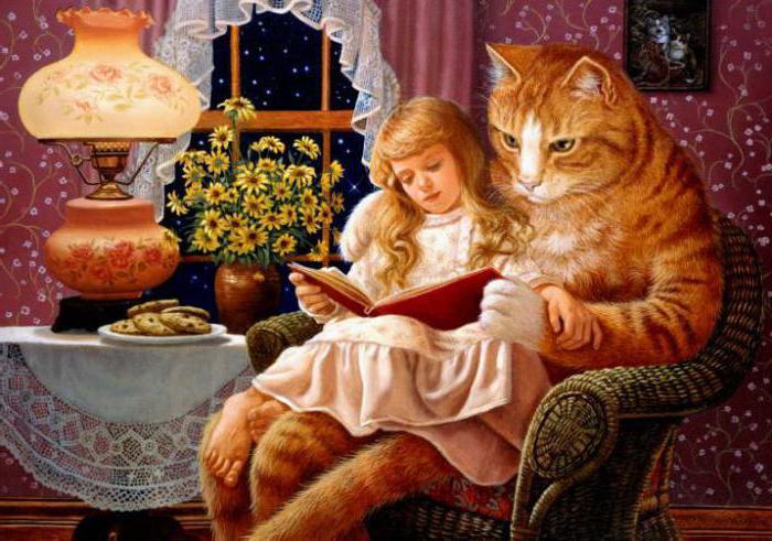 Люди которые любят кошек психология