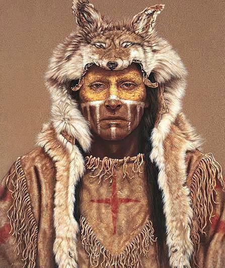 одежда северных индейцев