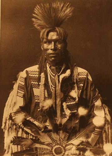Одежда индейцев при сексе
