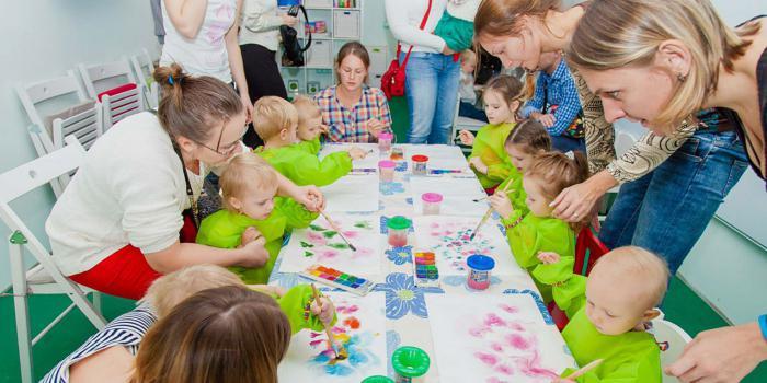 Сценарии праздников на 8 марта в детском саду старшая группа