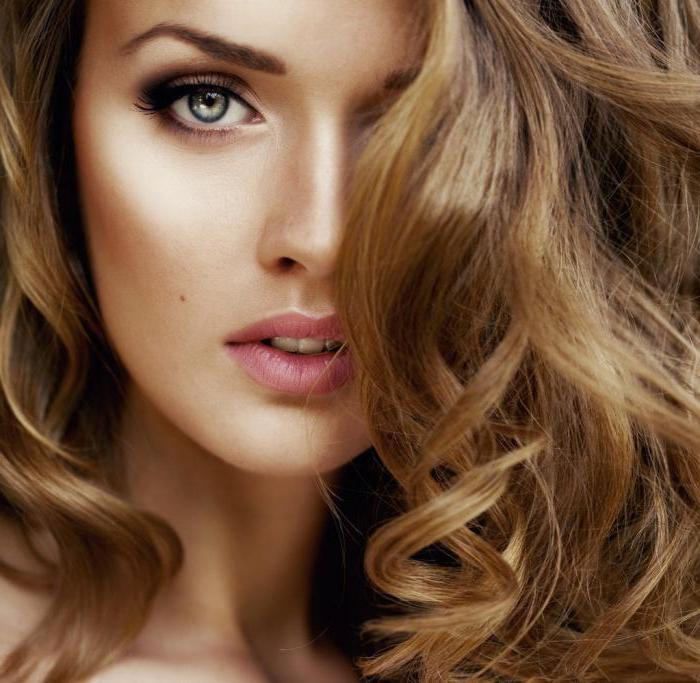 шампунь для смешанного типа волос