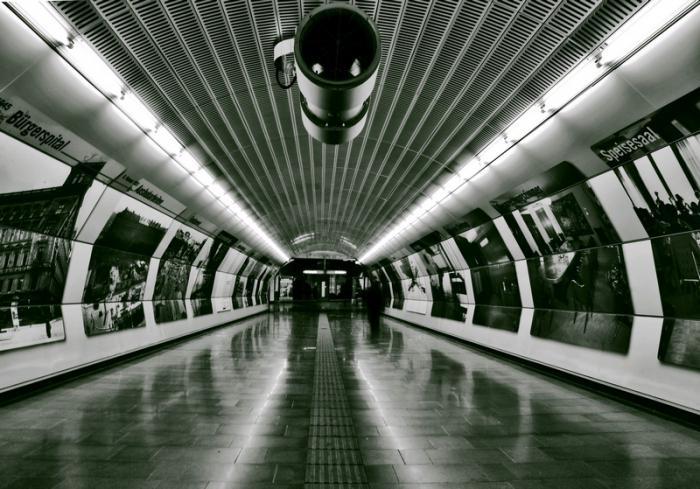 схема метро Вены с