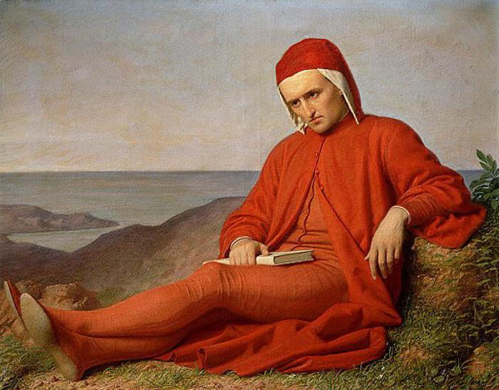 a biography of dante alighieri the great italian poet and a hero in his own right Love and the gentle heart by dante alighieri love and the gentle heart are one thing just as the poet says in his verse each from the other one as well divorced as reason from the minds.